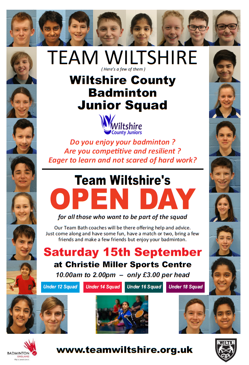 TW open day poster